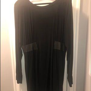 Little Black Dress with scoop back